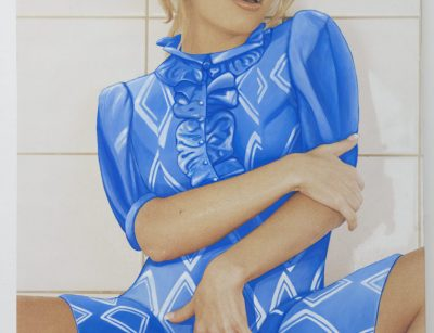 Ivana Blue